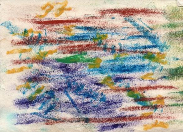 Pastels on Handmade Paper